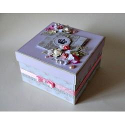 Pudełko pastelowe