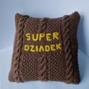 Poszewka na poduszkę dla dziadka