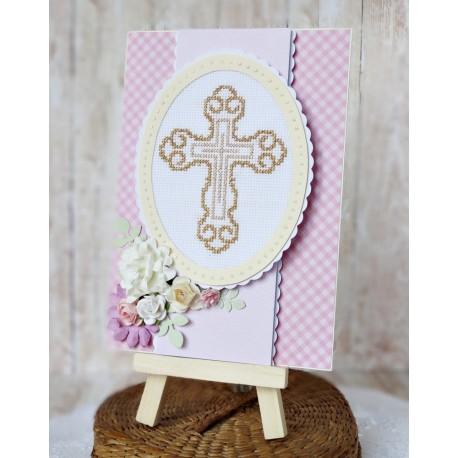 Kartka z krzyżem