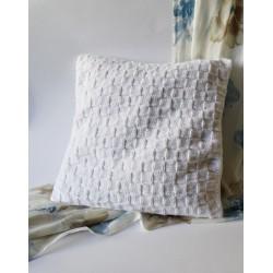 Poszewka na poduszkę biała