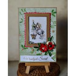 Shaker box świąteczny