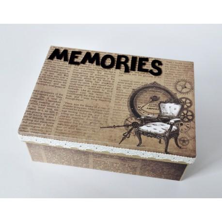 Pudełko Memories